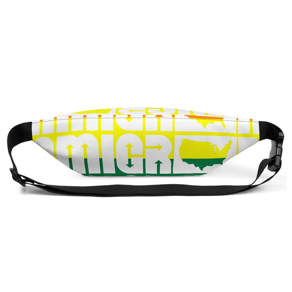 IA Pride Fanny Pack-Immigrant Apparel