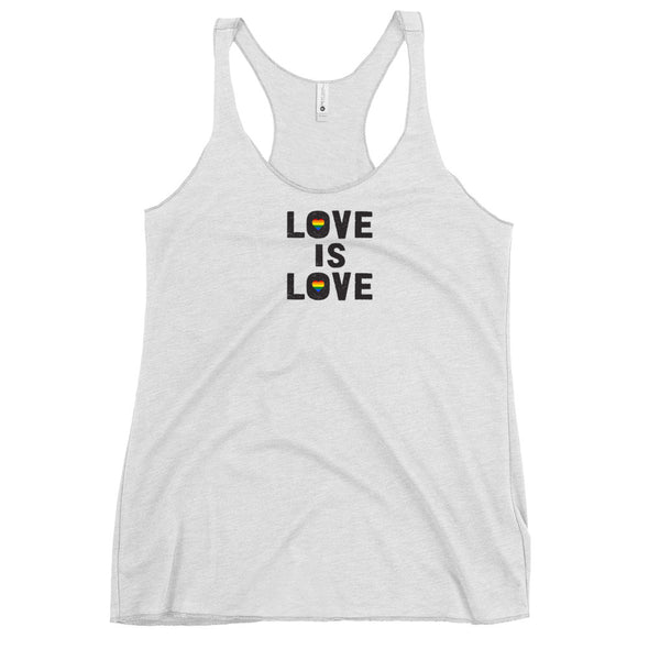Love is Love Tank-Immigrant Apparel