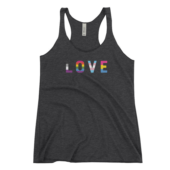 Women's Pride Tank-Immigrant Apparel