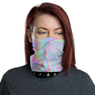 Unisex IA Neck Gaiter-Immigrant Apparel