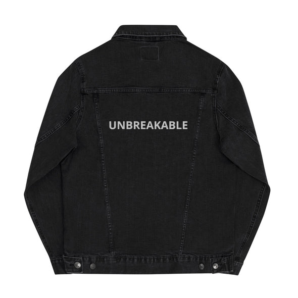 UNBREAKABLE Unisex denim jacket