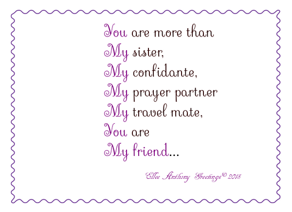 af0011   You're My Sister, My Friend   Sentiment