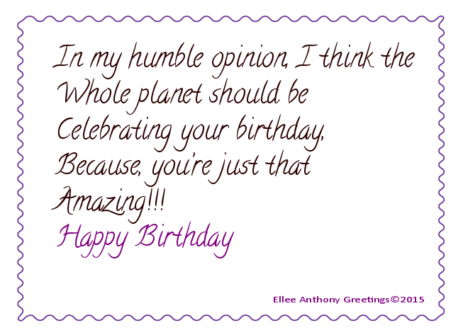 bd0010  Amazing Birthday   Sentiment