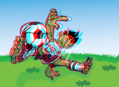 Greatest Soccer Player 3D
