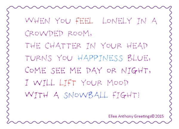 W0007  A Happy Snowball Fight    Sentiment