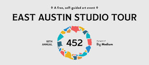 East Austin Studio Tour 2019!
