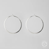 Pi Earrings - Loop