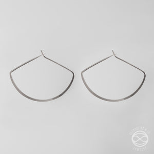 Pi Earrings - Fan