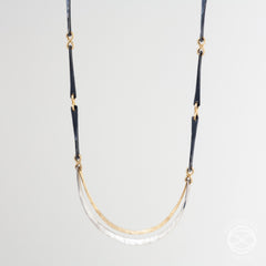 Long Nights Moon Necklace