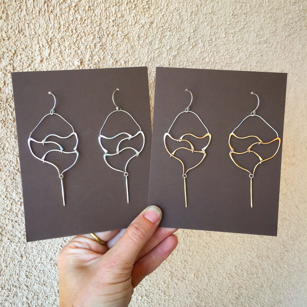 Agave Earrings