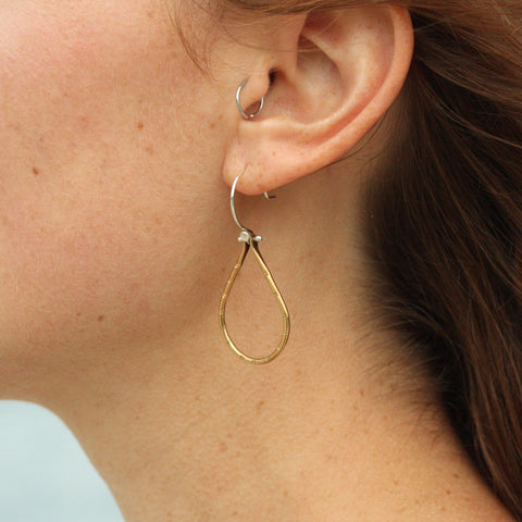 Nopal Short Earring