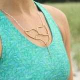 Agave Necklace