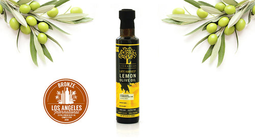 Late Harvest Lemon Olive Oil