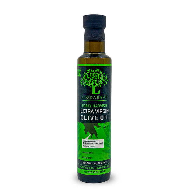 Early Harvest Greek Extra Virgin Olive Oil