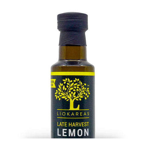 Late Harvest Lemon Greek Olive Oil