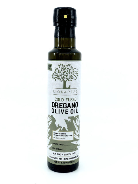 Cold Fused Oregano Olive Oil