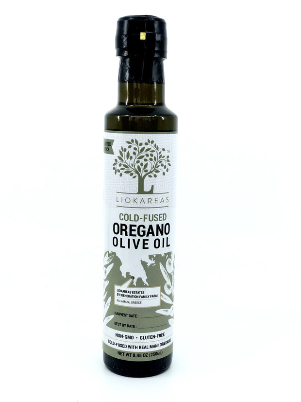 Cold Fused Oregano Olive Oil - 250ml