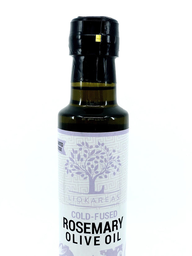 Cold Fused Rosemary Olive Oil