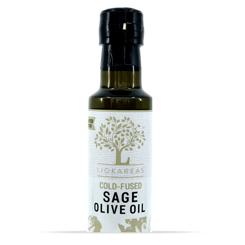 Cold Fused Sage Olive Oil - 250ml
