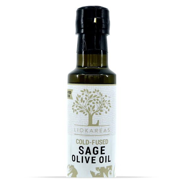 Cold Fused Sage Olive Oil