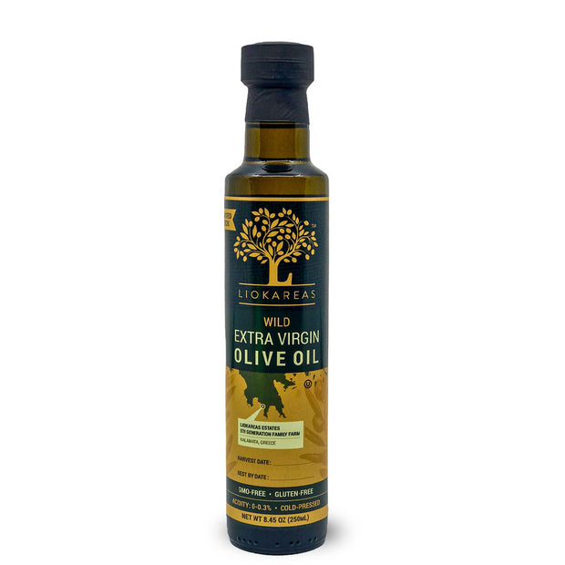 Wild Extra Virgin Olive Oil