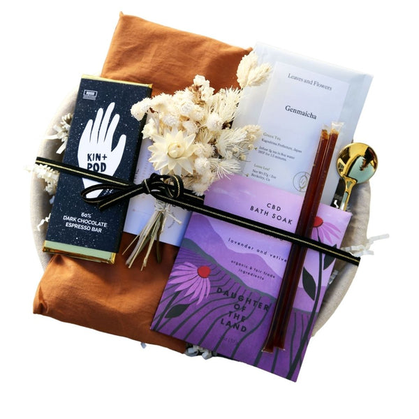 Good Vibes Basket