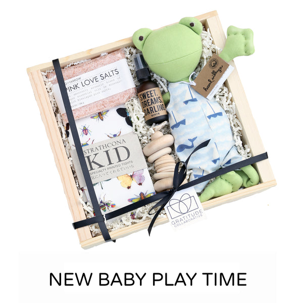 New Baby Play Time