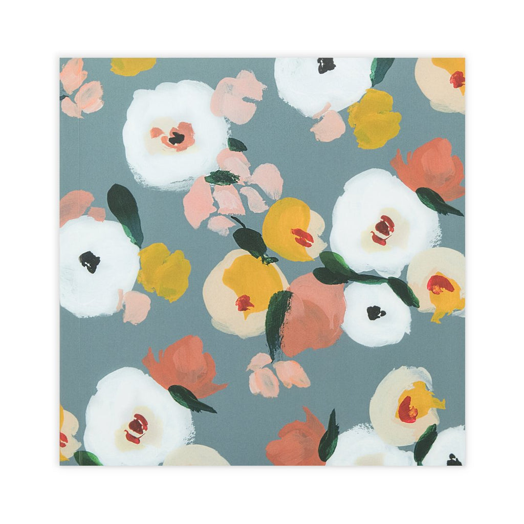 Our Heiday - Thought Jotter Notebook - Dusk Florals