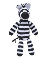 Stuffed Animal - Zebra
