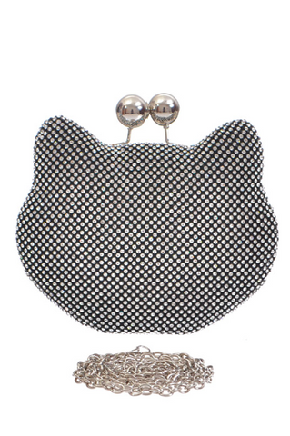 The Cat's Meow Clutch - Popphinx  - 1