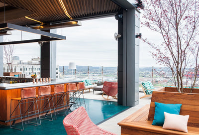 Rare Bird: Nashville's Newest Rooftop Bar