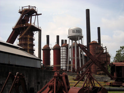 The History of Sloss Furnaces