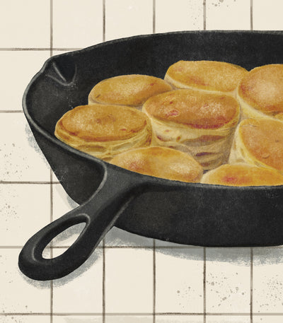 Southern Origins: Biscuits