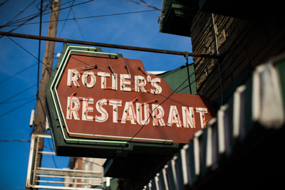 Favorite Lil' Dive Bar: Rotiers