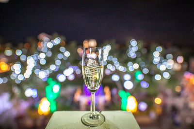 A Real Life Hallmark Movie: 7th Annual Sparkling Wine and Holiday Lights Event