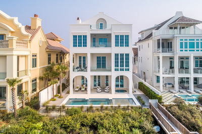 Rosemary Beach Realty Sets Record for 30A's Highest Priced Residential Sale