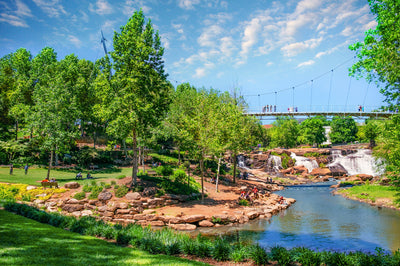 Travel Like a Local: Greenville, South Carolina