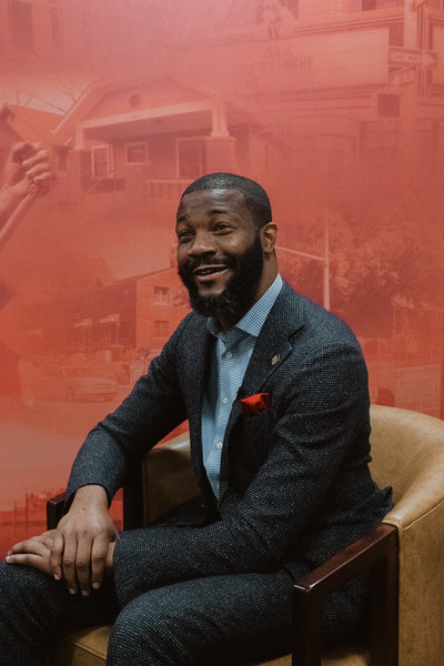 Celebrate Black History: Mayor Randall Woodfin on His Personal Inspirations