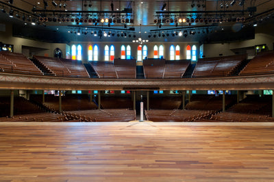 Turn It Up! The Ryman's Rock Legacy