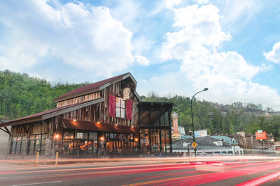 Eat and Drink Your Way Through Gatlinburg