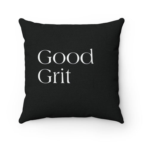 Good Grit Pillow