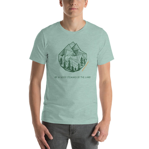 Hunting Honorably Unisex T-Shirt
