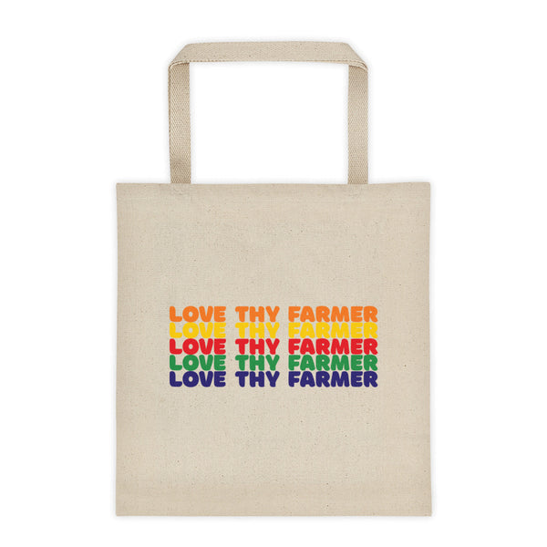 Love Thy Farmer Vintage Tote bag