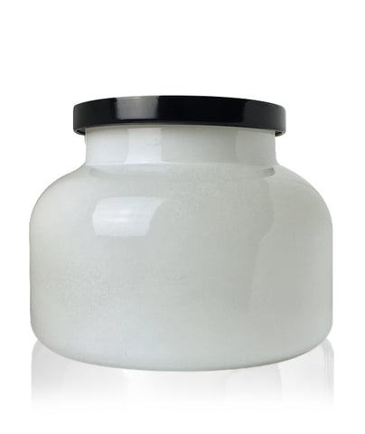 Danube - Clear Candle Jar with Lid 115ml