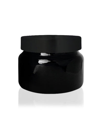 Little Beaute  - Soft White Jar, with Black Metal Lid 270 -300mls