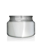 Little Beaute - Silver Chrome, Jar with Black Metal Lid 270 -300mls