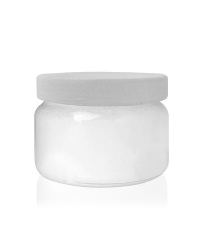 Baby Cloche Jar - Lustre Clear Jar with Clear Glass Dome 140-150mls