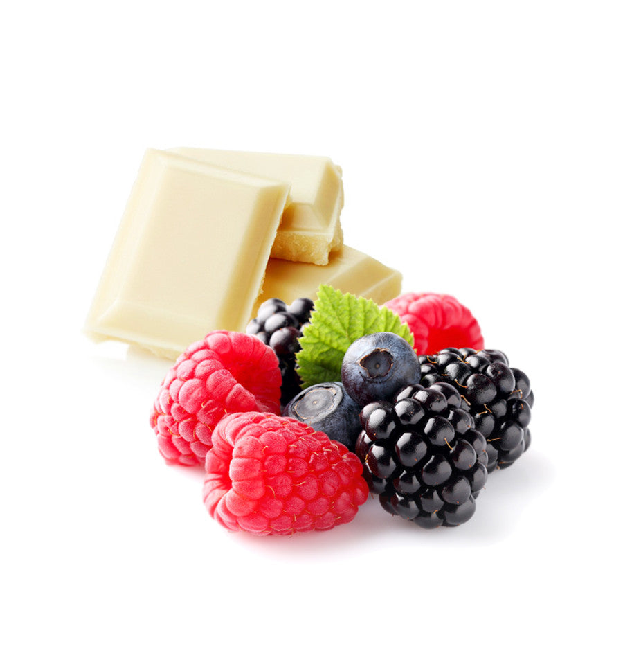 Berries & White Chocolate Natural Fragrance Oil - New Zealand Candle Supplies