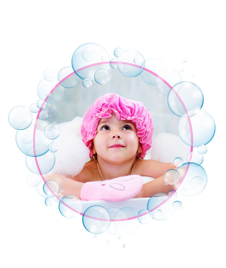Make One Ingredient Bubble Bath - Big Bubbles Kit