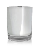 Large Classic Tumbler - Silver Chrome Jar 500 -550ml